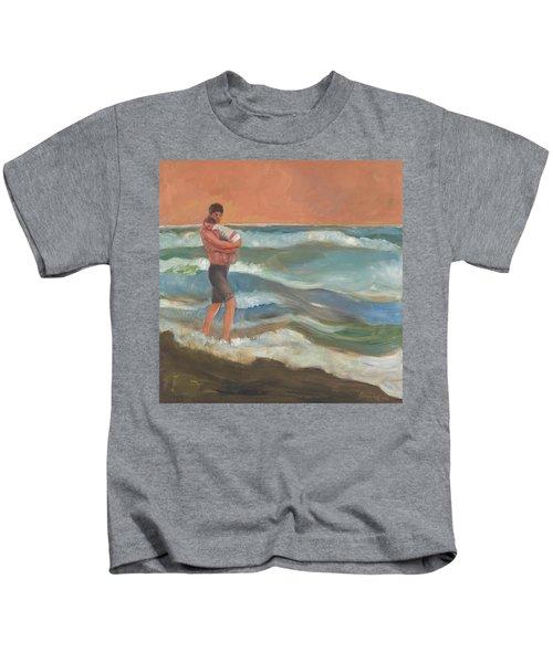 Beach Baby Kids T-Shirt