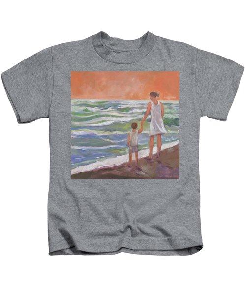 Beach Boy Kids T-Shirt