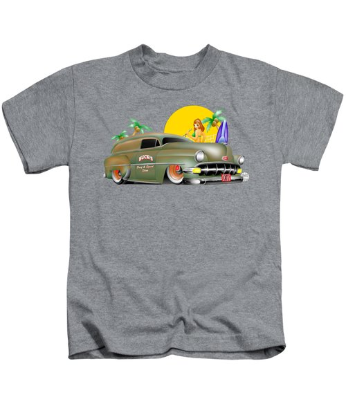 Beach Comber Kids T-Shirt