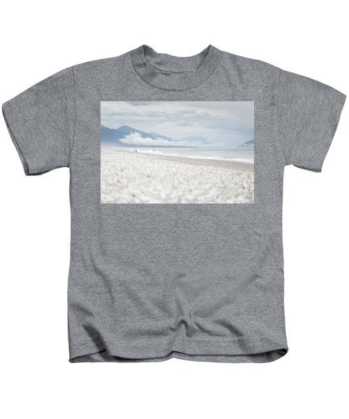 Beach For Two Kids T-Shirt