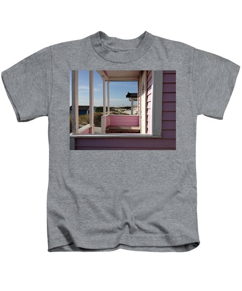 Beach Houses Kids T-Shirt