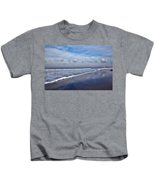 Beach Reflections Kids T-Shirt