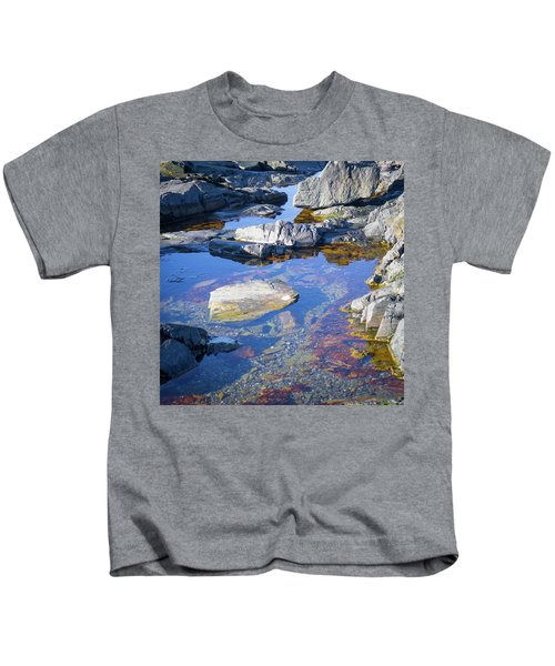 Beach Rocks Kids T-Shirt