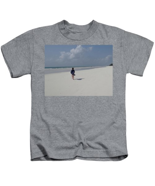Beach Run Kids T-Shirt