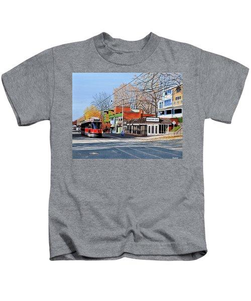 Beacher Cafe Kids T-Shirt