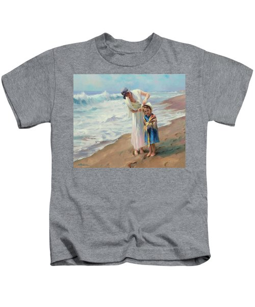 Beachside Diversions Kids T-Shirt