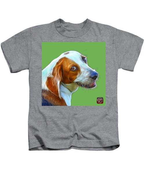 Beagle Dog Art- 6896 -wb Kids T-Shirt