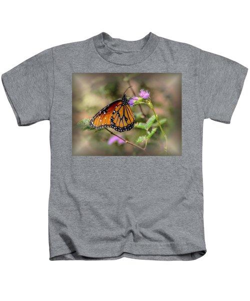 Beautiful Butterfly Kids T-Shirt