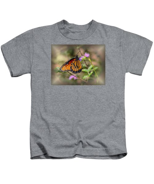 Beautiful Butterfly Kids T-Shirt