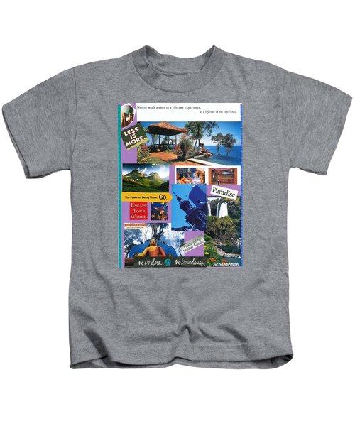 Beauty All Around Kids T-Shirt