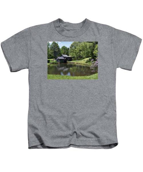 Beauty And Peace Kids T-Shirt