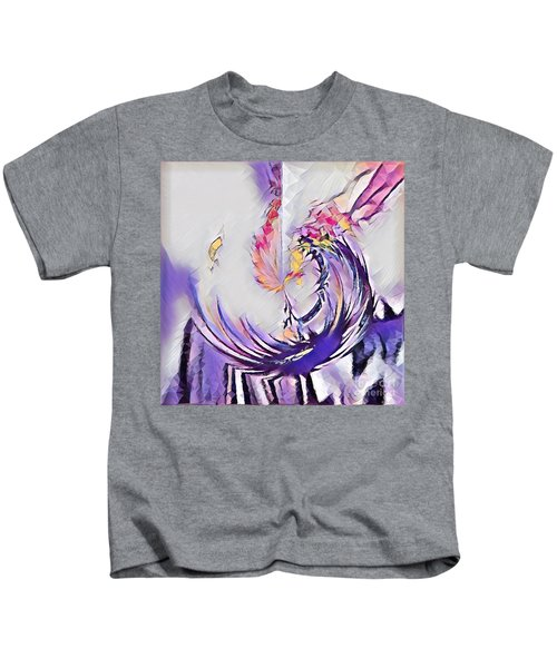 Beauty For Ashes II Kids T-Shirt
