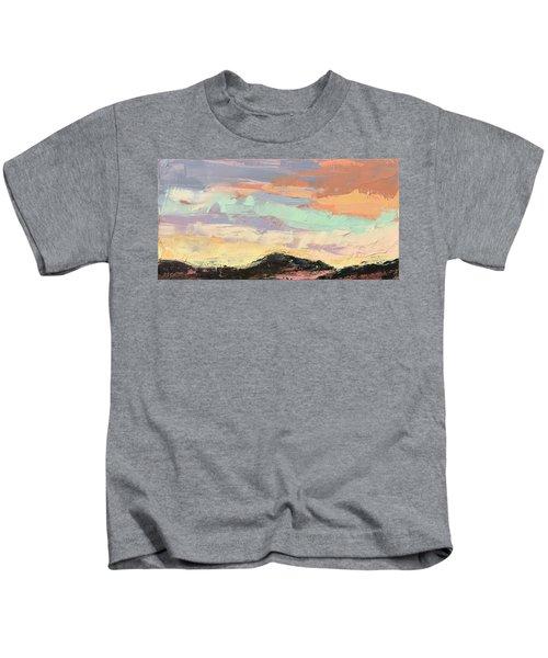 Beauty In The Journey Kids T-Shirt