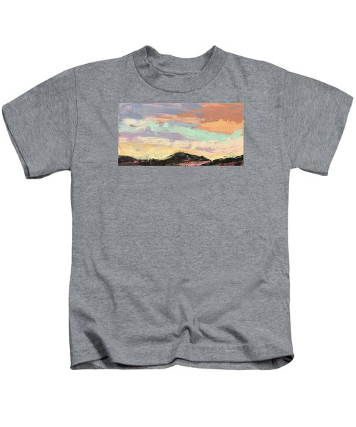 Beauty In The Journey Kids T-Shirt