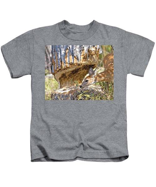 Beaver Wannabe Kids T-Shirt