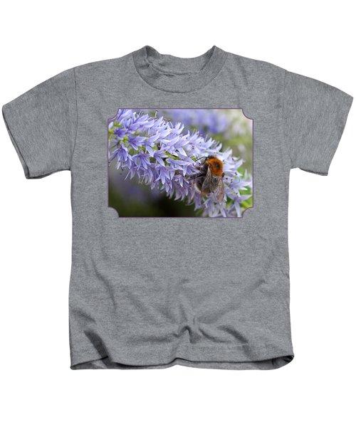 Bee Happy 1 Kids T-Shirt