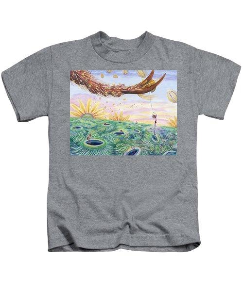 Bee's Foot Kids T-Shirt