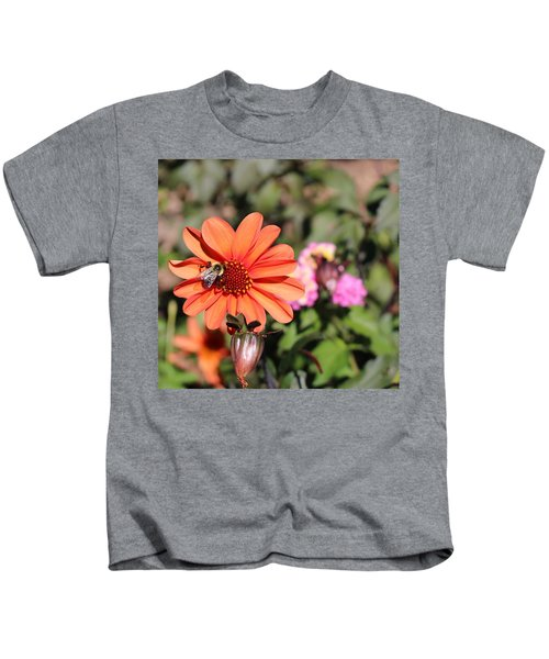 Bees-y Day Kids T-Shirt