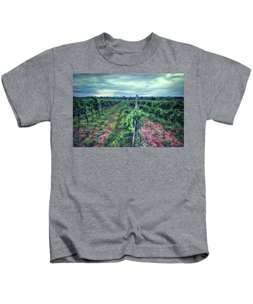 Before The Harvesting Kids T-Shirt