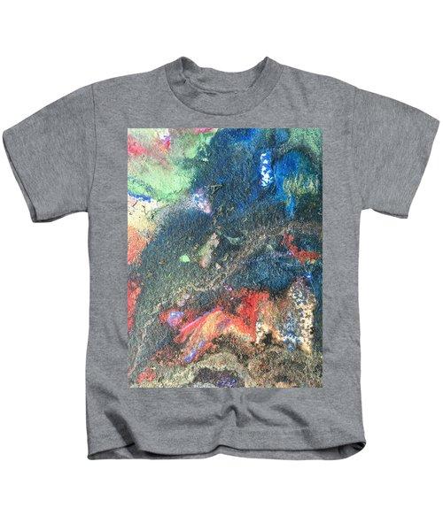 Beginnings - Geology Series Kids T-Shirt