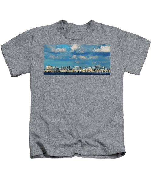 Behind The Bridge Kids T-Shirt