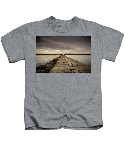 Rockland Breakwater Light Kids T-Shirt