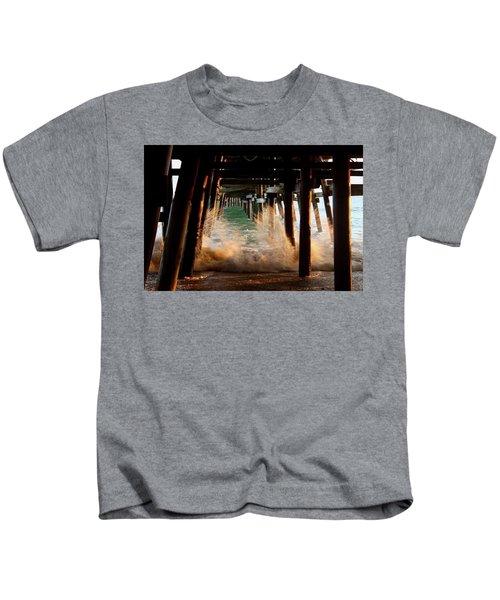 Beneath The Pier Kids T-Shirt