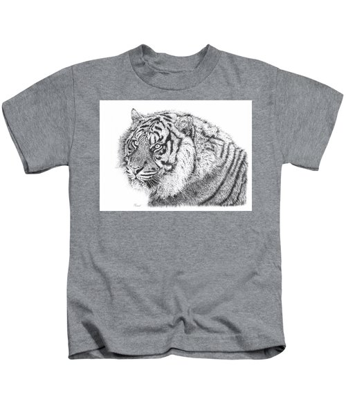 Bengal Tiger Kids T-Shirt
