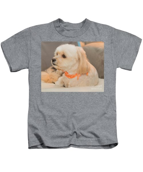 Benji On The Look Out Kids T-Shirt