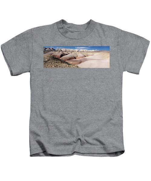 Bentonite Mounds Kids T-Shirt