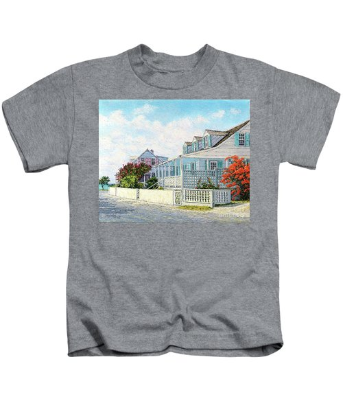 Beside The Point I Kids T-Shirt