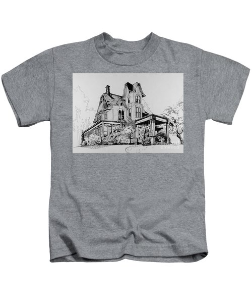Betsy Ross' Home In Dover, N.j. Kids T-Shirt