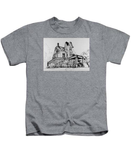 Betsy Ross' Home In Dover, N.j. Kids T-Shirt