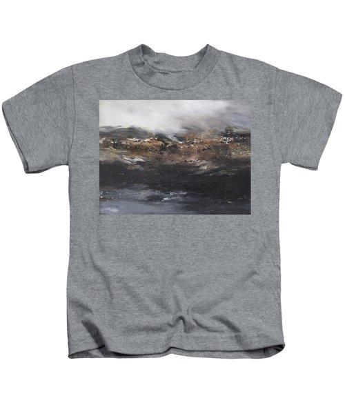 Beyond The Cliffs Kids T-Shirt