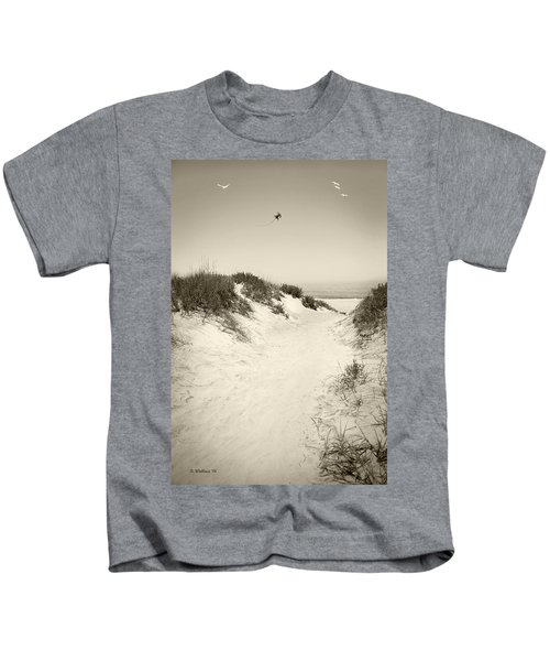 Beyond The Dunes Kids T-Shirt