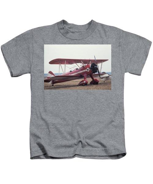 Bi-wing-9 Kids T-Shirt