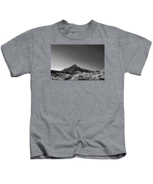 Big Bend Np Image 134 Kids T-Shirt