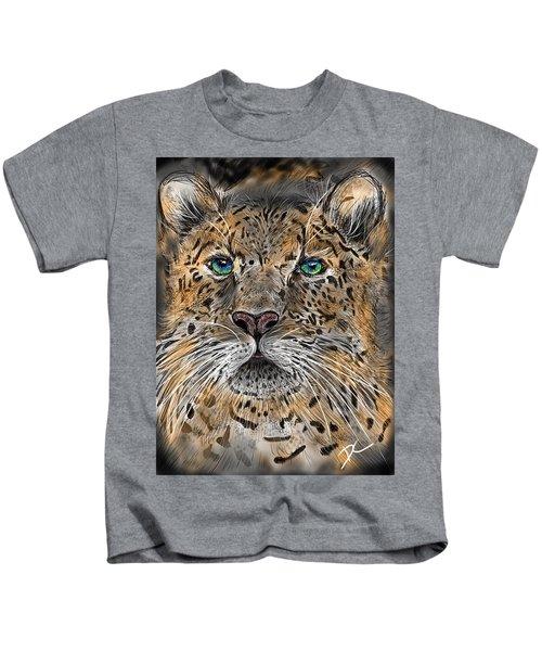 Big Cat Kids T-Shirt