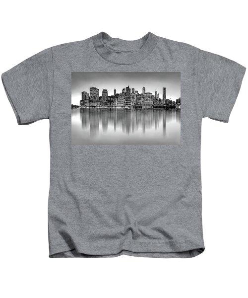 Big City Reflections Kids T-Shirt