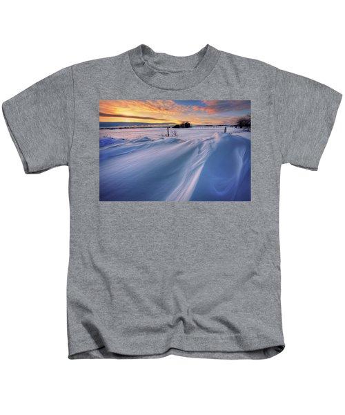 Big Drifts Kids T-Shirt