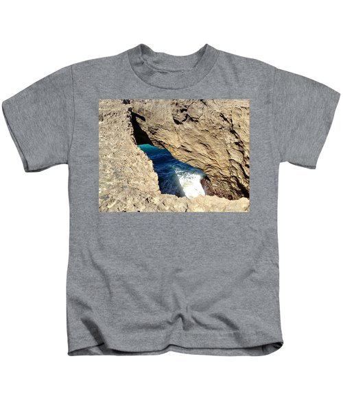 Big Hole  Kids T-Shirt