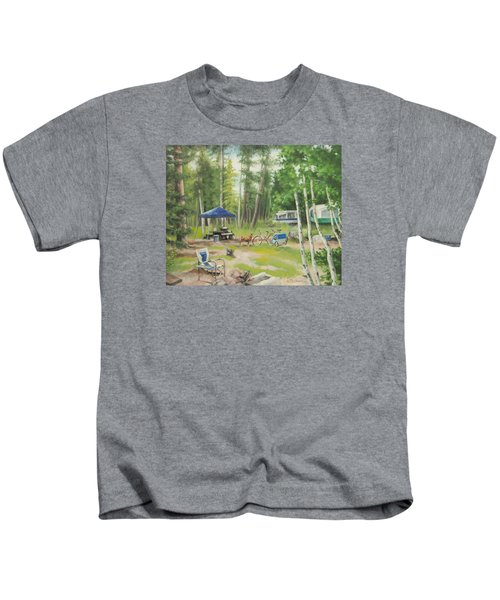 Big Lake 2015 Kids T-Shirt