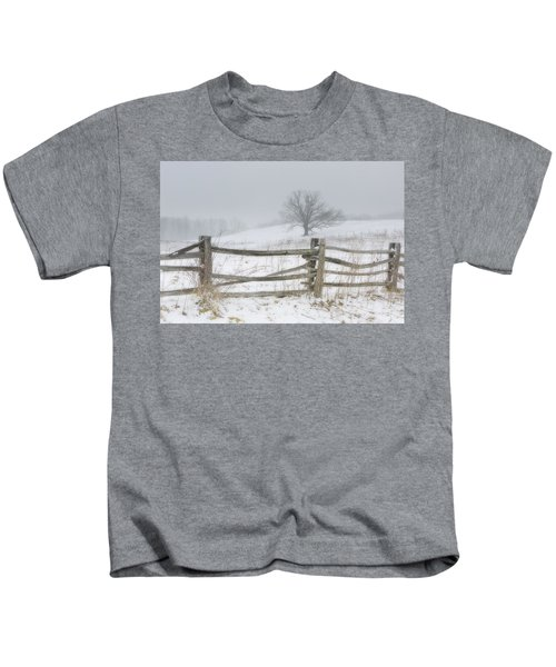 Big Oak Tree Kids T-Shirt