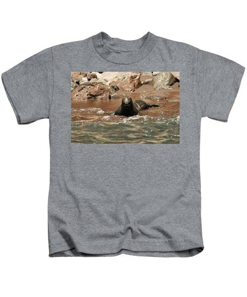 Big Smile Kids T-Shirt