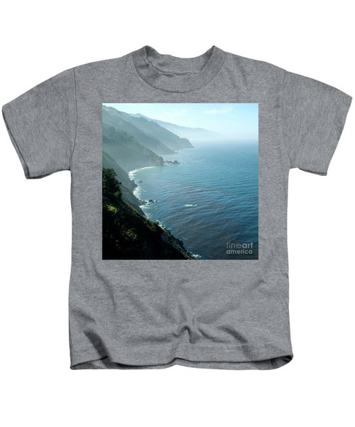 Big Sur Majesty Kids T-Shirt
