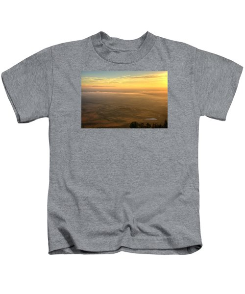 Bighorn Sunrise Kids T-Shirt