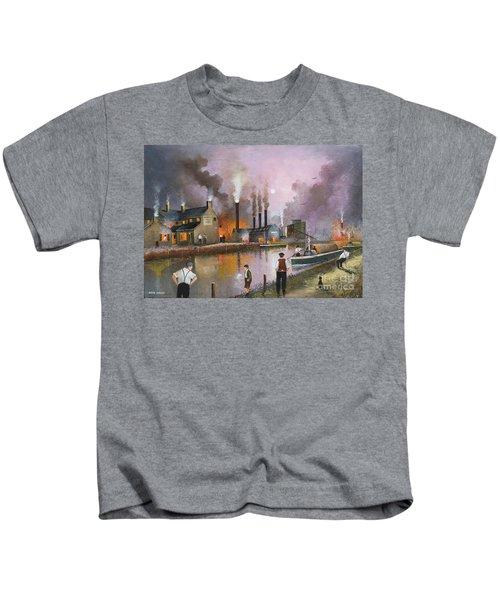 Bilston Steelworks Kids T-Shirt
