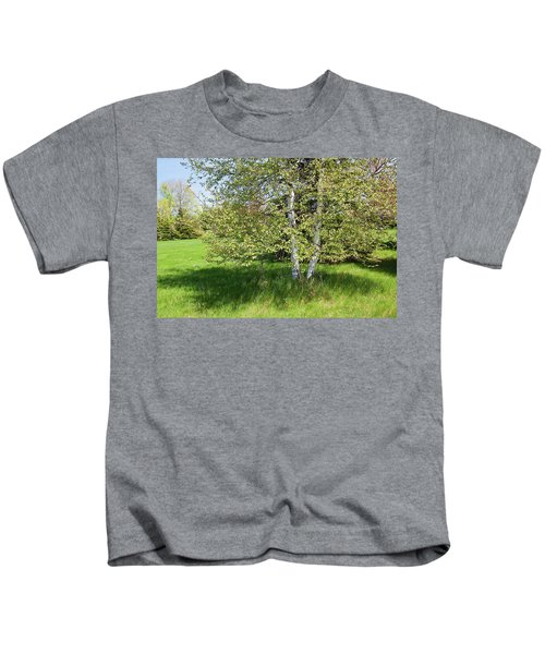 Birch Tree Kids T-Shirt