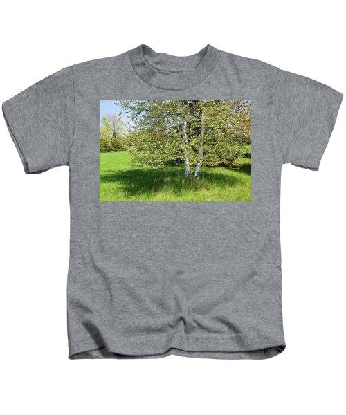 Birch Tree Kids T-Shirt