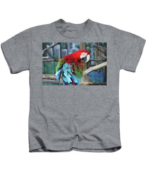 Birds Of A Feather Kids T-Shirt